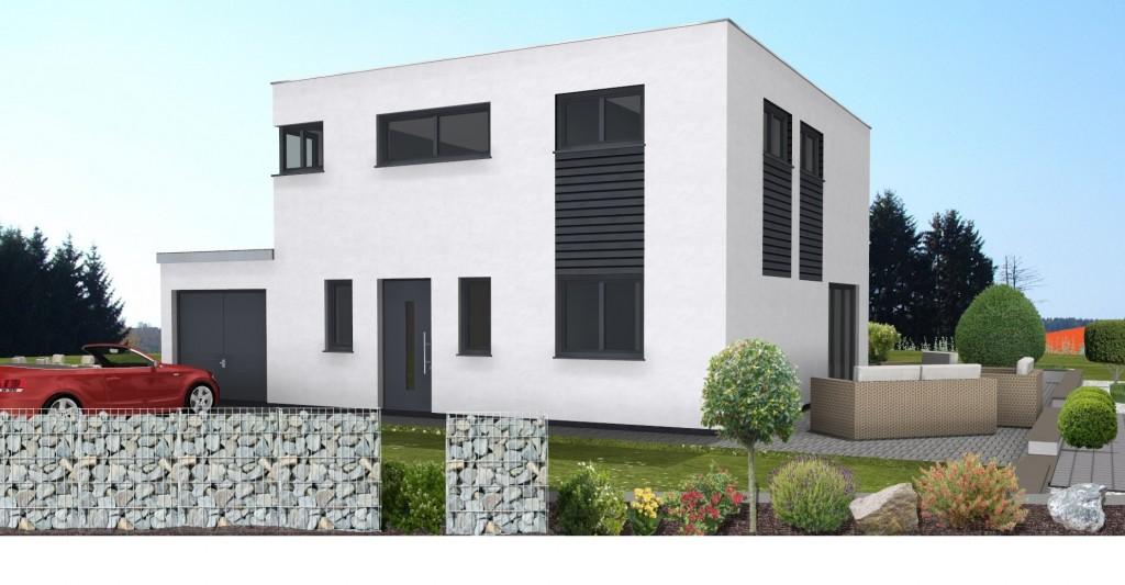 November hauswelten24 for Haus flachdach