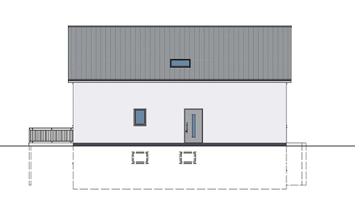 k-Monatshaus mit 2 Einliegerwohnungen Ansicht 2