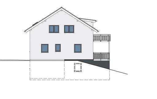 k-Monatshaus mit 2 Einliegerwohnungen Ansicht 4